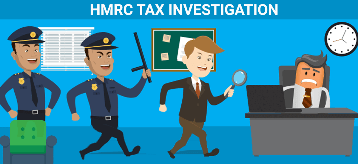 hmrc tax investigation procedure